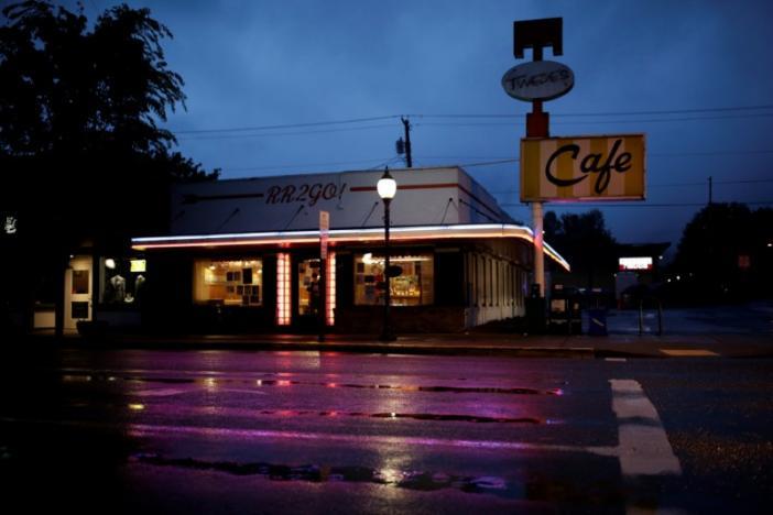 Misty peaks, verdant trees, fresh cherry pie: the real 'Twin Peaks'