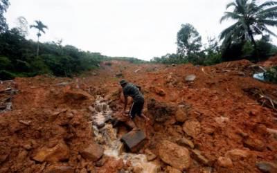Sri Lanka landslides, floods death toll rises to 91; over 100 missing