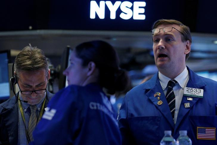 Wall St. flat ahead of long weekend; consumer stocks up