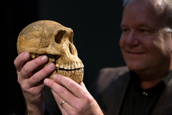Early humans co-existed in Africa with human-like species 300,000 years ago