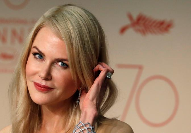 Nicole Kidman tells Cannes her rebel spirit pushes her to strange films