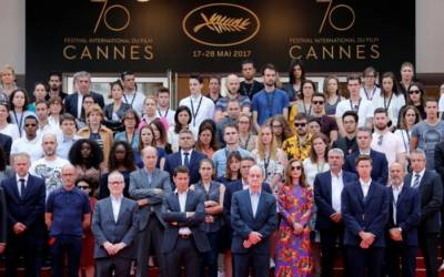 Cannes Film Festival observes minute's silence for Manchester