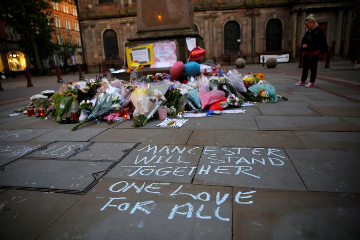 UK police stop sharing information on Manchester attack with U.S. after leaks