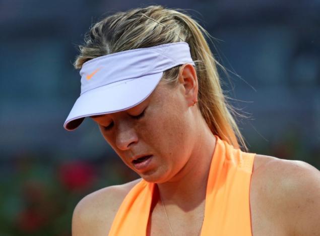 No French Open wildcard for snubbed Sharapova