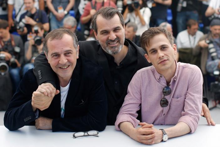European migration crisis gets super-power treatment in Cannes