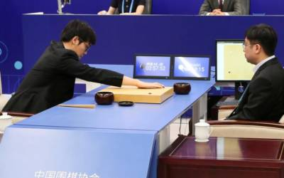 Google AI beats Chinese master in ancient game of Go