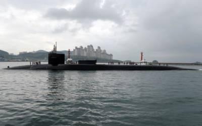 Trump tells Duterte of two U.S. nuclear subs in Korean waters: NYT