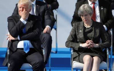 Trump condemns leaks after UK police stop sharing attack information