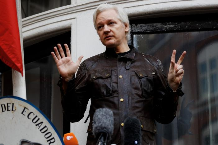 Assange hails victory after Sweden drops probe, says prepared to end impasse