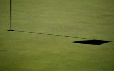 Military veterans suffering PTSD get back on course with golf