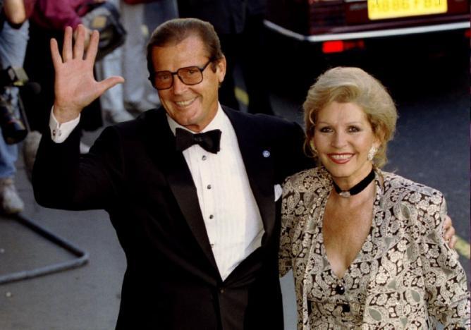 'RIP Mr Bond': 007 actor Roger Moore dead at 89