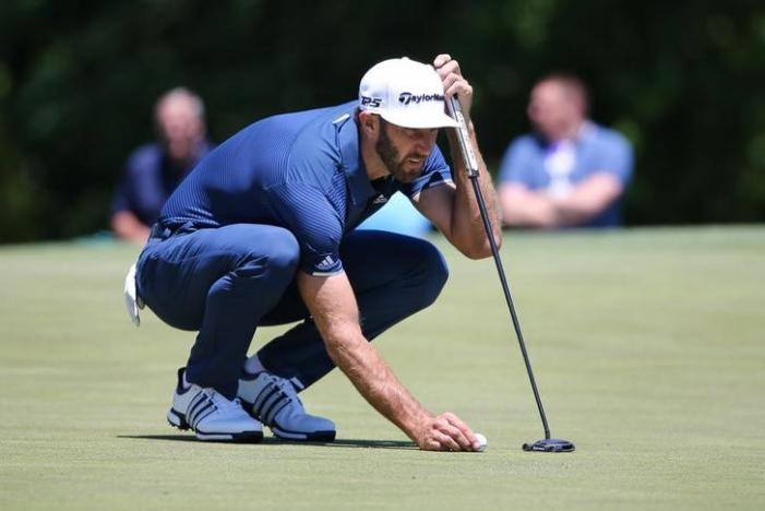 Golf: Johnson, defending champ Day in marquee Players groups