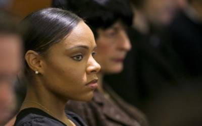 Ex-NFL star Hernandez's fiancée thought death was hoax: TV interview