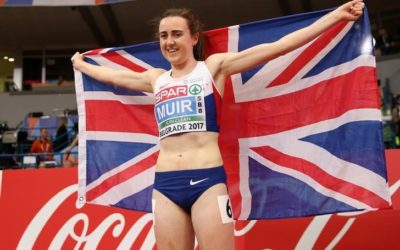 Athletics: Fit-again Muir keen on doubling up in London – coach