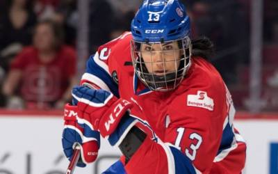 Ice hockey: Chinese team set to debut in Canadian women's league