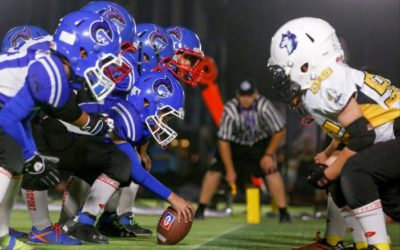Friday Night Lights: young Chinese tackle American football