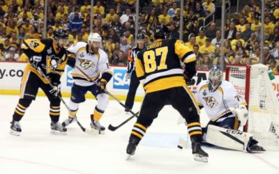 Home is a happy place in Stanley Cup Final series