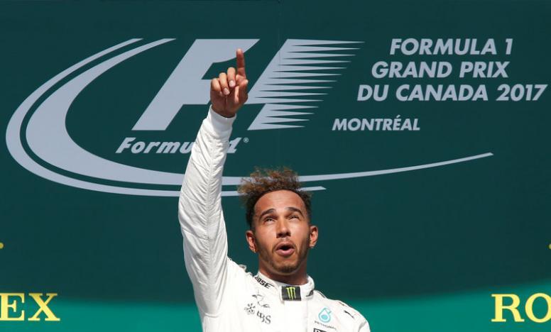 Hamilton says Mercedes can see the goalposts again