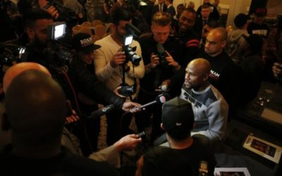Boxing: Mayweather, UFC star McGregor agree to August fight