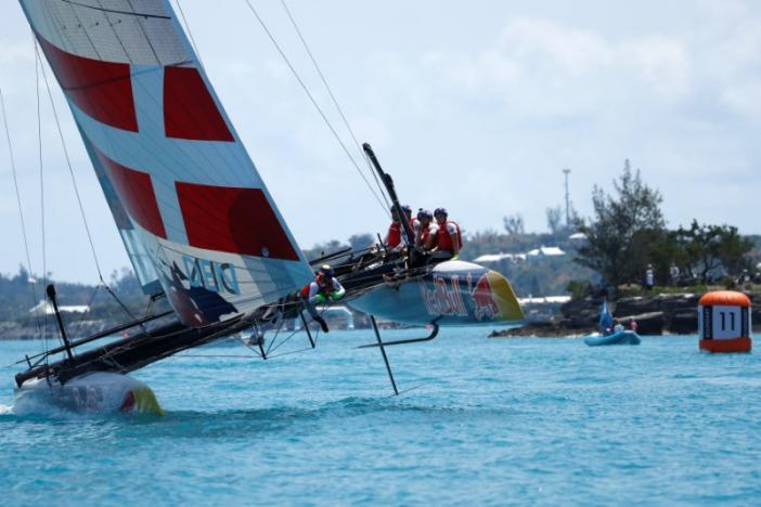 Sailing: Light winds play havoc with America's Cup racing