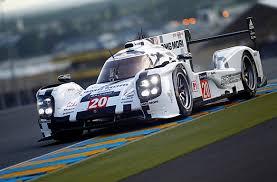 Porsche race to salvage Le Mans hat-trick
