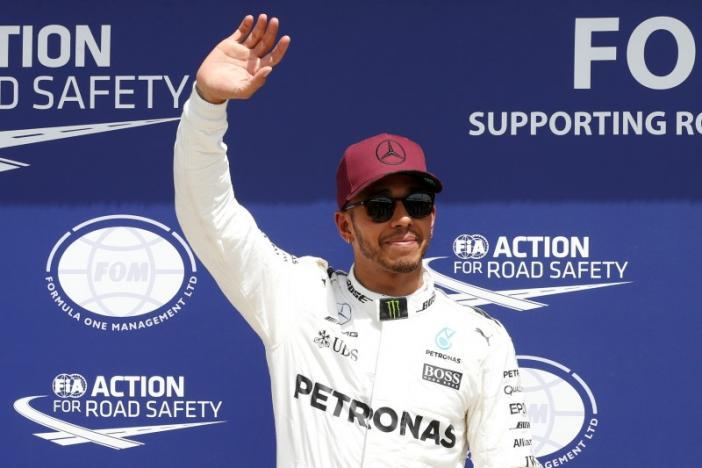 Hamilton determined to deliver in Baku