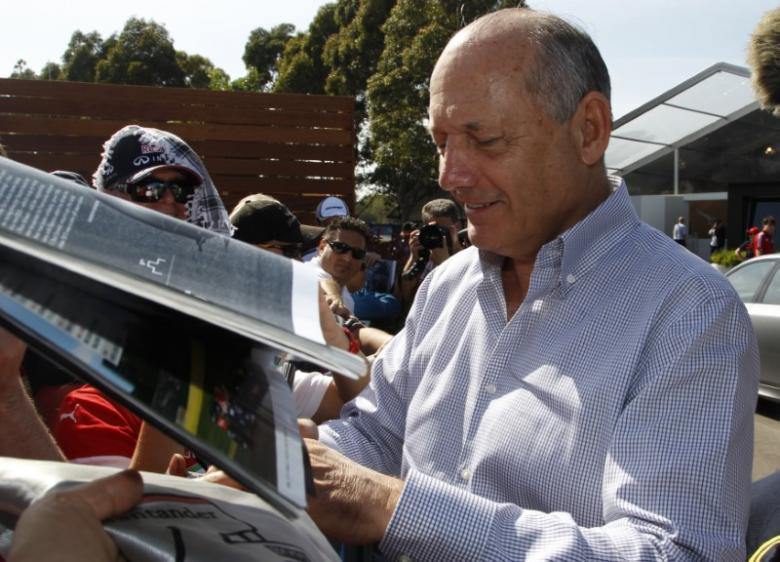 Dennis to sever links with McLaren in end of an era