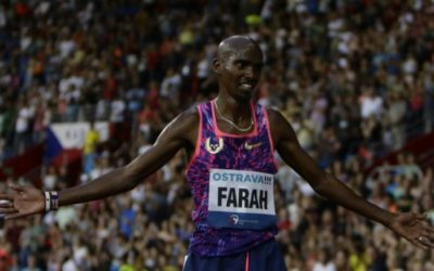 Farah admits more work needed to defend world titles