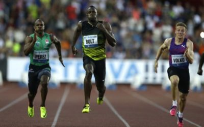 Bolt seeks quick fix for back issue with German doctor