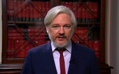 ASSANGE: Democratic Party is doomed, Russia narrative 'consumed all its energy'