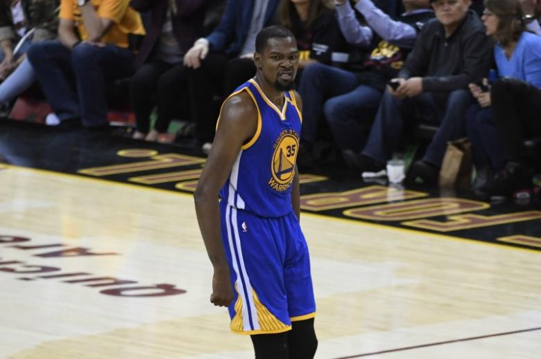 Warriors Durant not simply along for Finals ride