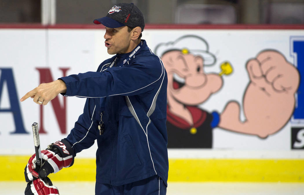 Golden Knights hire Rocky Thompson to coach AHL affiliate