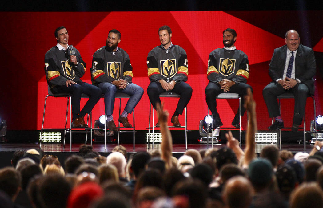 Vegas Golden Knights schedule includes early 7-game homestand
