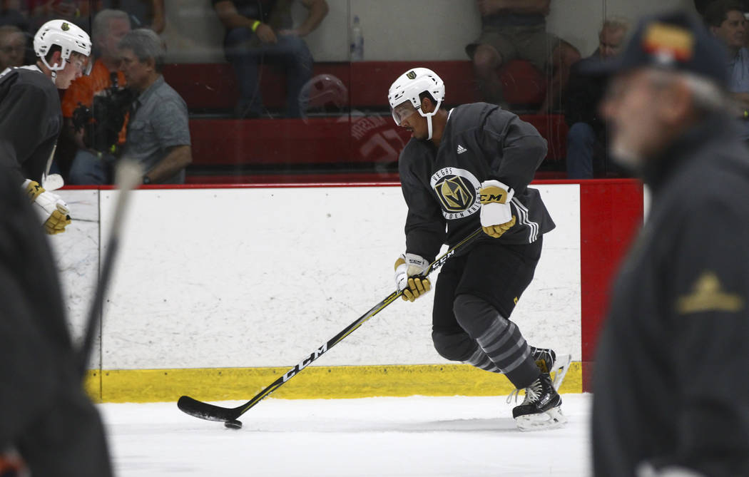 Golden Knights have tough guy with touch in Keegan Kolesar