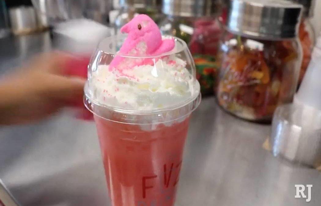 Fiiz Drinks offers neon-colored relief from summer heat in Las Vegas
