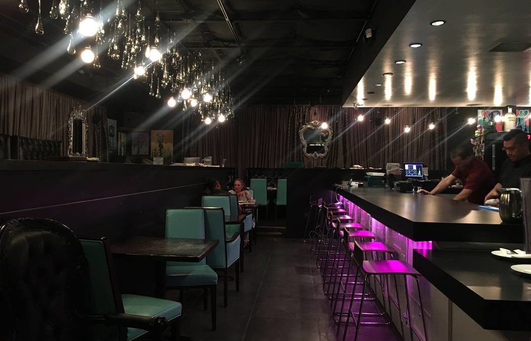 Las Vegas' Mundo at Mingo aims to offer best of two eateries