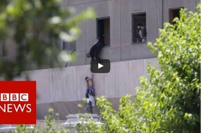 Iran attacks: Twelve dead in twin attacks – BBC News
