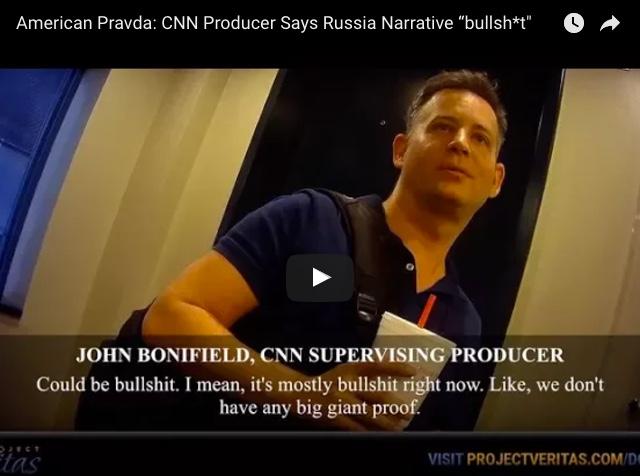 "American Pravda: CNN Producer Says Russia Narrative ""bullsh*t"""