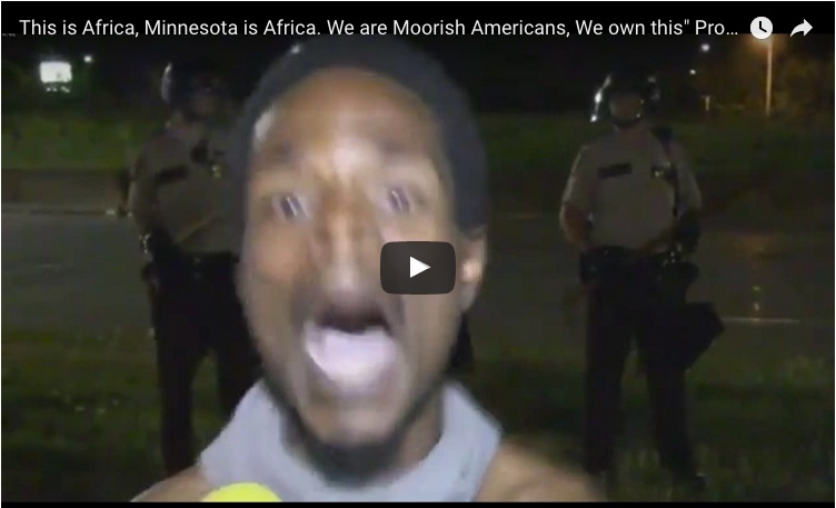 This is Africa, Minnesota is Africa.