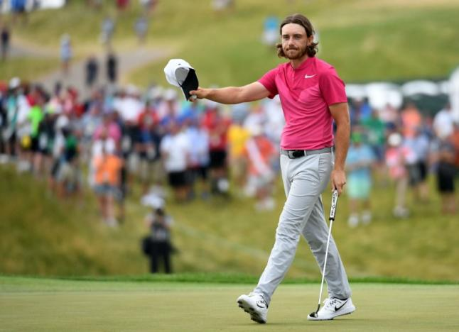 Golf: Fleetwood pictures changed life with Open win