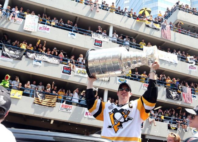 Penguins' victory parade attracts 650,000 fans