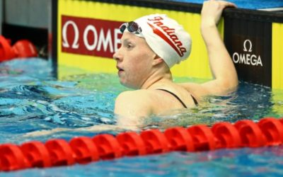 Swimming: Sprinters shine at U.S. nationals