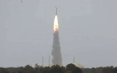 Bulgaria's first communications satellite launched into orbit