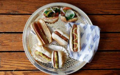 Ellis Island celebrates immigrant roots of American hot dog