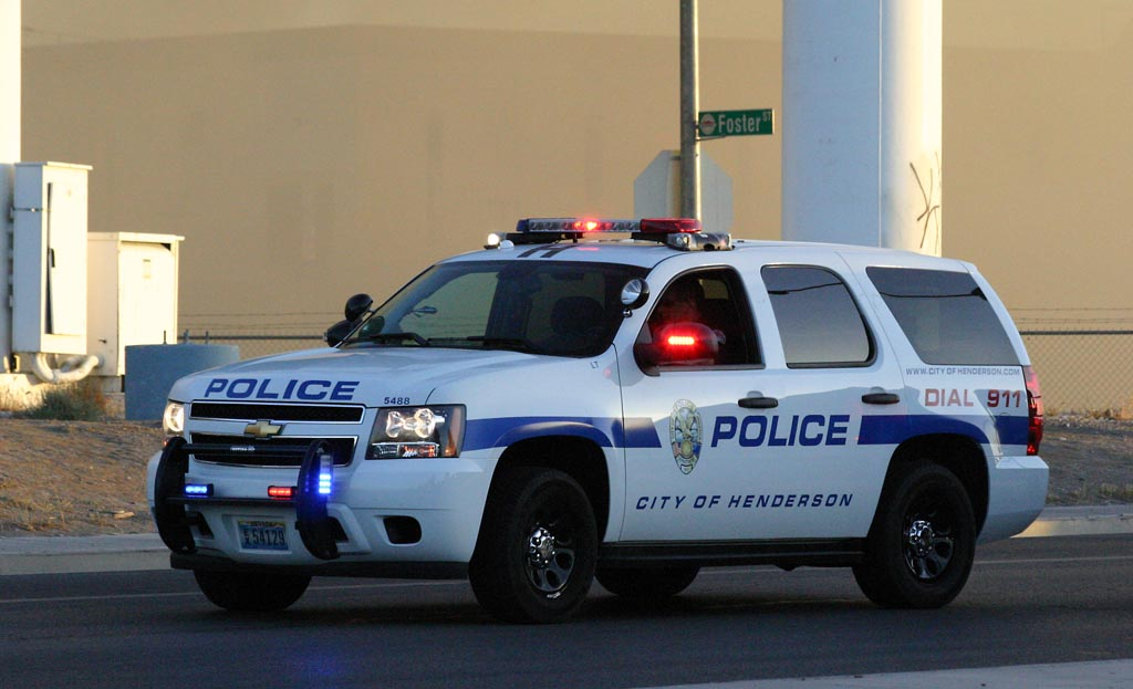 Henderson Police Conclude Impaired Driver Joining Forces Event