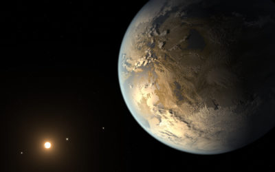 CLOSE ENCOUNTER?: Hacking group claims NASA is about to announce 'evidence of alien life'