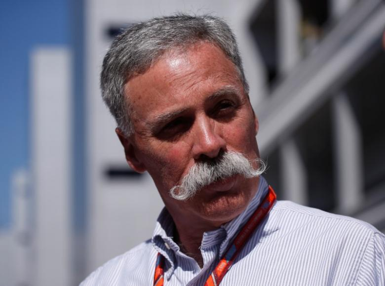 F1 boss Carey to wave the start flag at Le Mans