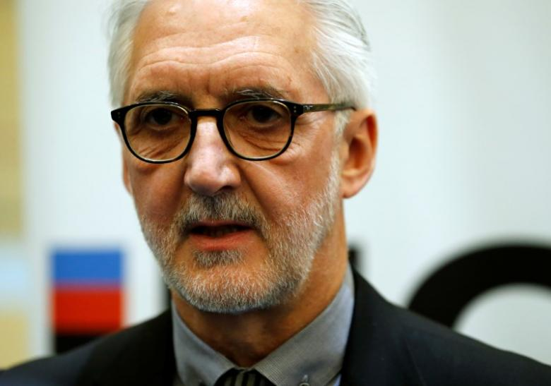 Cycling: Lappartient to oppose Cookson for UCI presidency