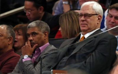 Jackson and struggling Knicks agree to part ways