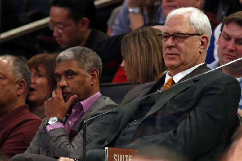 Jackson and struggling Knicks agree to part ways